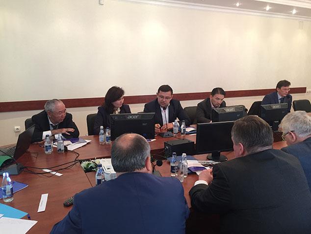 В Международном научном комплексе «Астана» состоялся Круглый стол