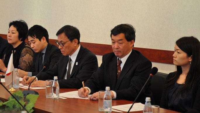 Презентация Института «Казахстан – Япония»