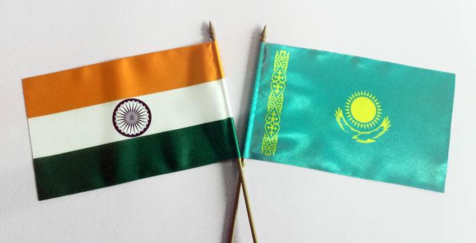 Визит индийских политиков и экспертов в МНК «Астана»