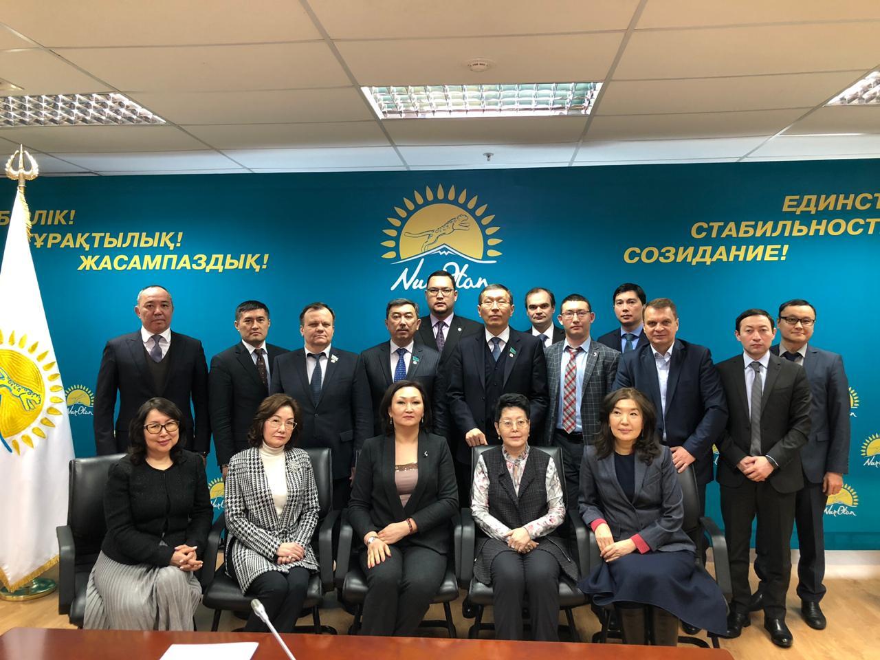Обсуждение актуальных положений проекта Административного процедурно-процессуального кодекса Республики Казахстан
